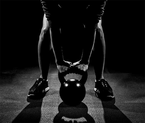 thegoodpt Personal Trainer in Aspley Heath. kettle bells