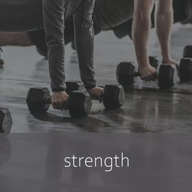 strength Personal Trainer in Aspley Heath